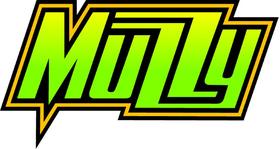Muzzys Decal / Sticker 06