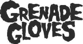 Grenade Gloves Decal / Sticker