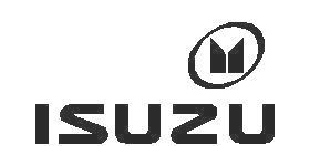 Isuzu Lettering and SMALL Logo Decal / Sticker
