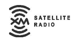 XM Satellite Radio Decal / Sticker