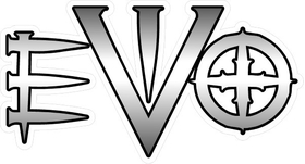 Evo Manufacturing Decal / Sticker 03