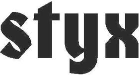 Styx Decal / Sticker