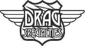 Drag Specialties Decal / Sticker