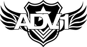 ADV.1 Sport Decal / Sticker e