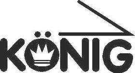 Konig Decal / Sticker 01