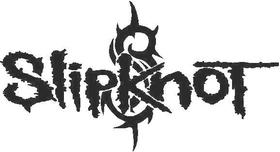 SlipKnot Decal / Sticker 04