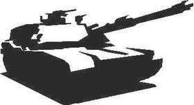 Tank Decal / Sticker