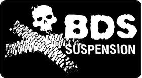 BDS Suspension Decal / Sticker