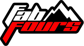 Fab Fours Decal / Sticker 03