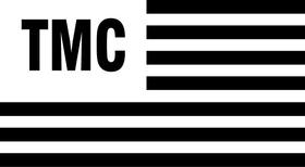 TMC Flag Decal / Sticker 02