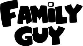 Family Guy Decal / Sticker 02