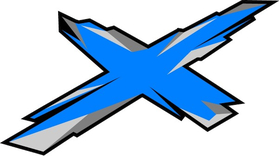 Can-Am X Decal / Sticker 15