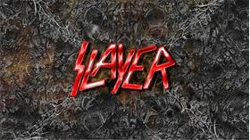 Slayer Decal / Sticker 03
