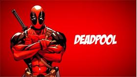 Deadpool Decal / Sticker 11