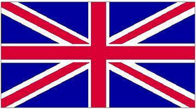 Great Britain Union Jack Flag Decal / Sticker