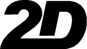 2D Decal / Sticker