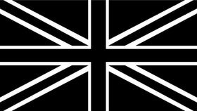 British Flag Decal / Sticker 12