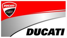 Ducati Corse Decal / Sticker 16