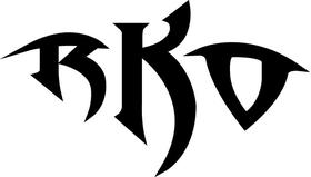 Randy Orton RKO Decal / Sticker 01