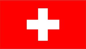Swiss Flag Decal / Sticker