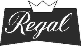 Regal Decal / Sticker