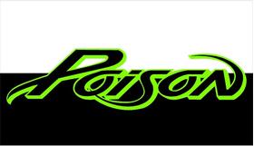 Poison Decal / Sticker 03