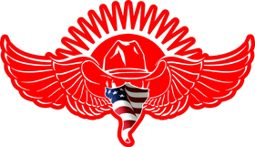 American Flag Bandana VOLBEAT Decal / Sticker 16