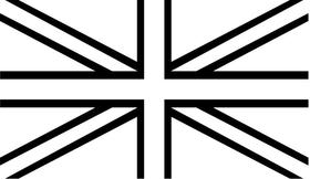British Flag Decal / Sticker 11
