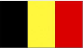 Belgium Flag Decal / Sticker