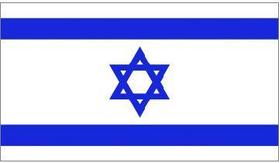 Israeli Flag Decal / Sticker