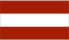 Austrian Flag Decal / Sticker