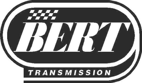 Bert Transmission Decal / Sticker