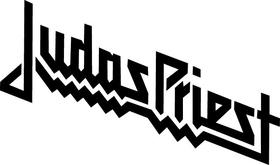 Judas Priest Decal / Sticker 02
