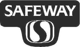 Safeway Decal / Sticker