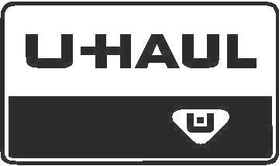 Uhaul Decal / Sticker 01