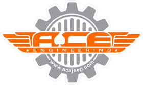 Ace Engineering Decal / Sticker 04