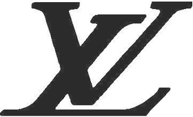 Louis Vuitton LV Decal / Sticker