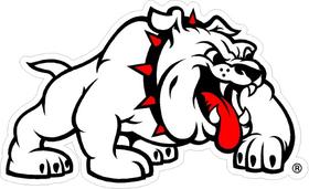 Bully Dog Decal / Sticker 07