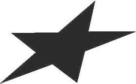 Star Decal / Sticker 06