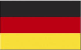 German Flag Decal / Sticker
