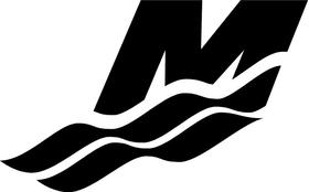 Mercury Marine Decal / Sticker 13