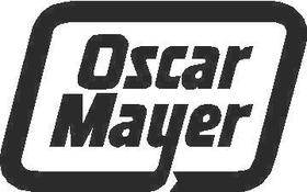 Oscar Mayer Decal / Sticker