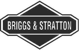 Briggs and Stratton Decal / Sticker