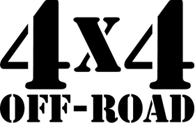 Z 4x4 Off Road Decal / Sticker 49