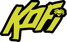 Kofi Kingston Decal / Sticker 01
