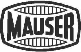 Mauser Decal / Sticker 02