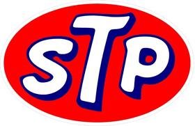 STP Decal / Sticker 5
