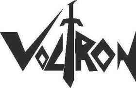 Voltron Decal / Sticker