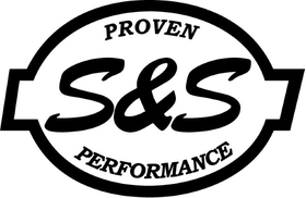 S&S Cycle Decal / Sticker 02