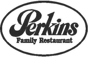 Perkins Decal / Sticker